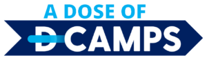 Dose of D-Camps Logo