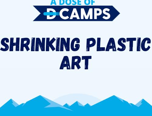 Shrinking Plastic Art