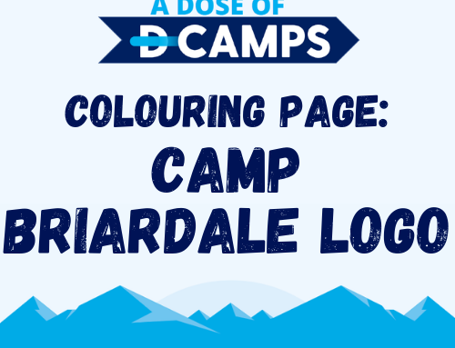 Colouring In: Camp Briardale