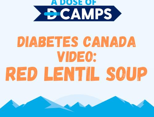 Diabetes Canada Recipe: Red Lentil Soup