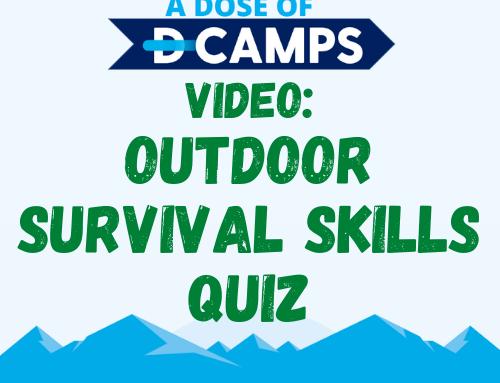 Outdoor Survival Skills Quiz
