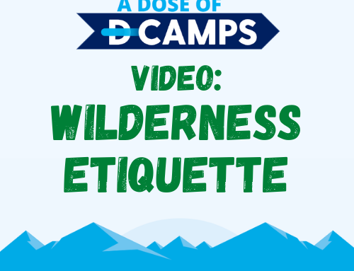 Wilderness Etiquette