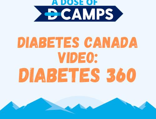 Diabetes Canada: Diabetes 360