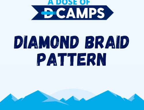 Diamond Braid Pattern