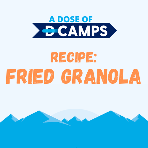 d-camps Fried Granola