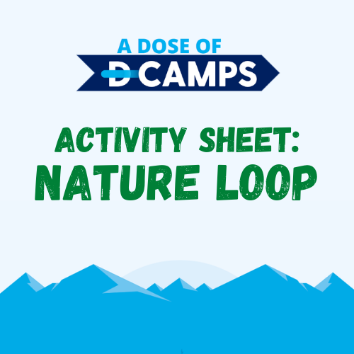 d-camps activity Nature Loop