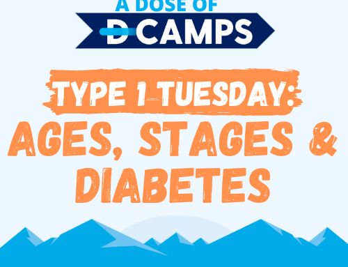 Type 1 Tuesday: Ages, Stages & Diabetes