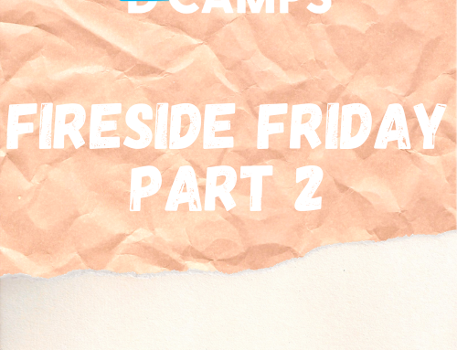 Fireside Friday: Part 2