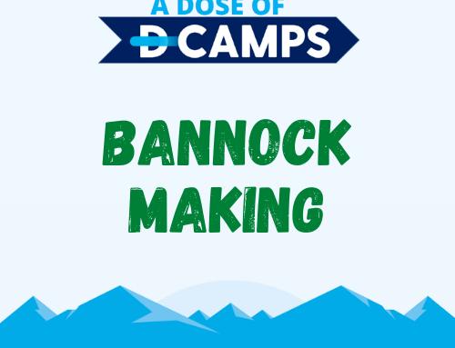 Bannock Making