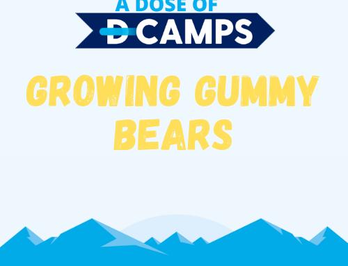 Growing Gummy Bears