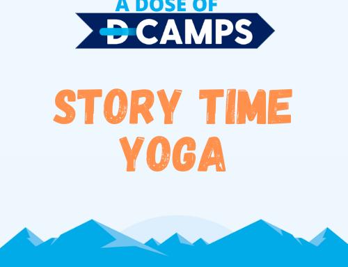 Story Time Yoga
