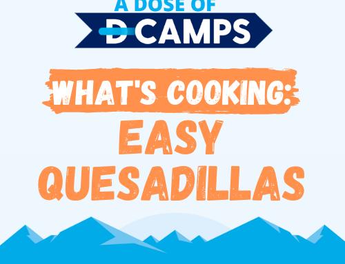 Recipe: Easy Quesadillas