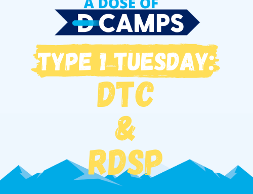 Type 1 Tuesday: Disability Tax Credit & RDSP