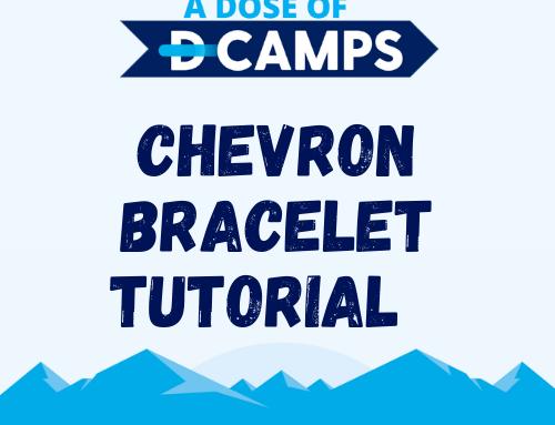 Chevron Bracelet Tutorial