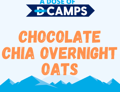Chocolate Chia Overnight Oats