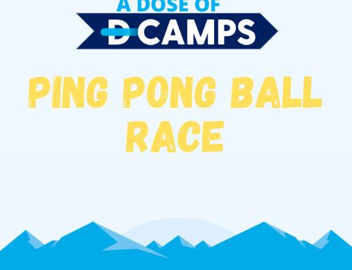 Ping Pong Ball Race