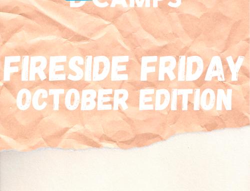 Fireside Friday: October Edition