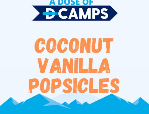 Coconut Vanilla Creamy Popsicles