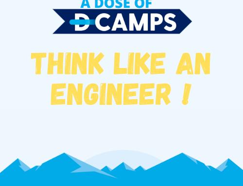 Think like an Engineer!